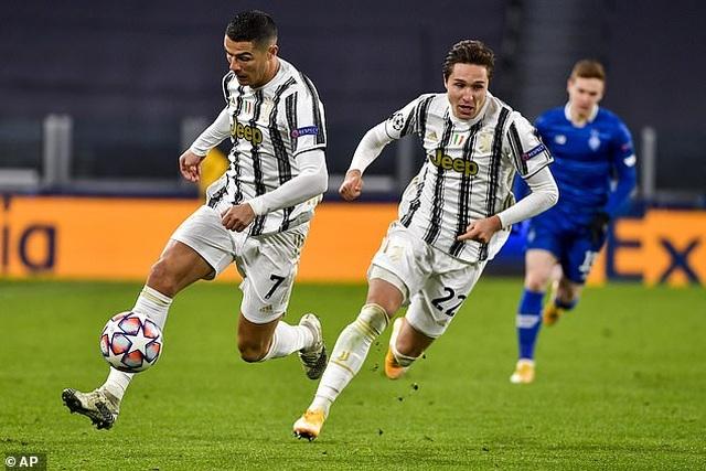 Griezmann tỏa sáng cùng Barcelona, C.Ronaldo giúp Juventus thắng lớn - 9