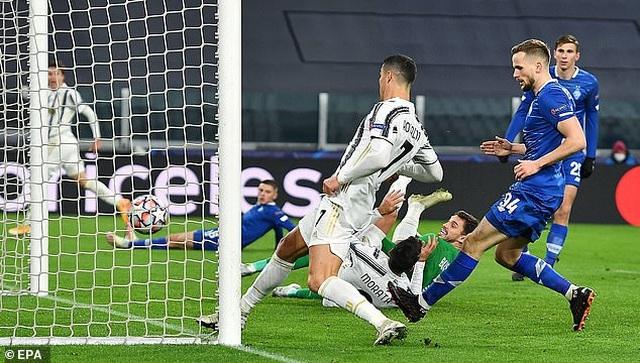 Griezmann tỏa sáng cùng Barcelona, C.Ronaldo giúp Juventus thắng lớn - 5
