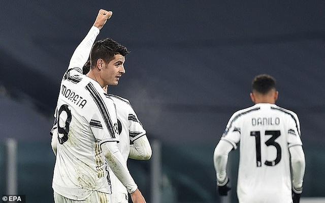 Griezmann tỏa sáng cùng Barcelona, C.Ronaldo giúp Juventus thắng lớn - 8