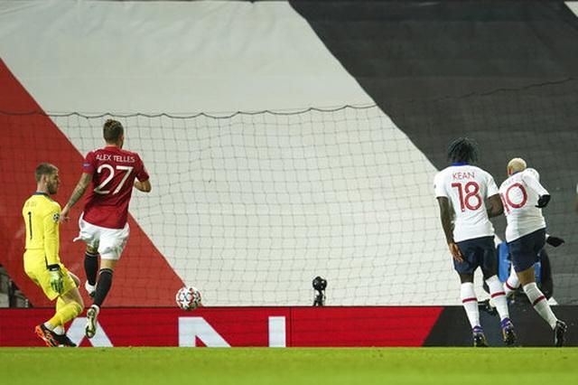 Man Utd thất bại đắng ngắt trên sân nhà trước PSG - 5