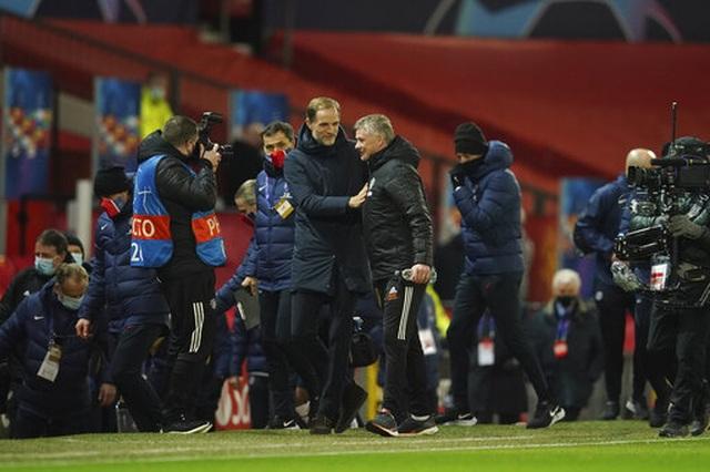 Man Utd thất bại đắng ngắt trên sân nhà trước PSG - 2