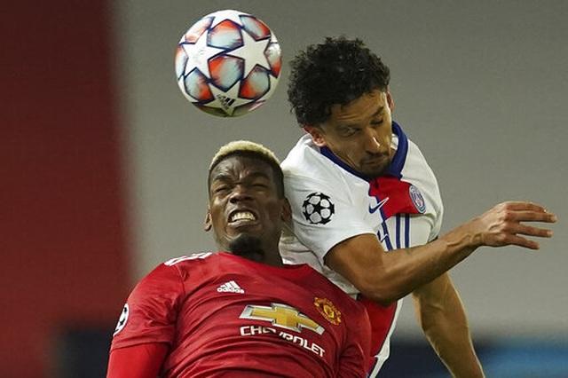 Martial, Fred là tội đồ khiến Man Utd thua PSG - 4