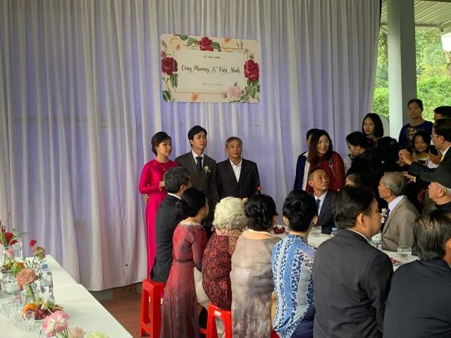 Cô dâu Viên Minh mặc giản dị ra mắt nhà Công Phượng - 5