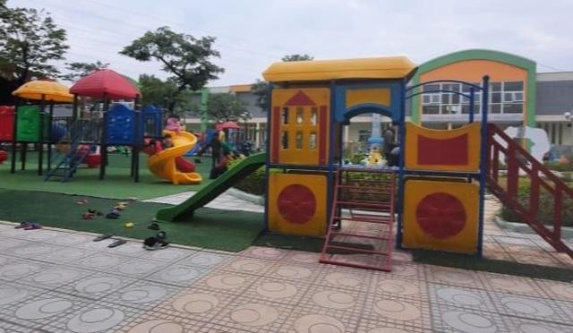Hà Nội: Bé mầm non 4 tuổi nguy kịch sau giờ chơi ngoài trời ở trường - 1