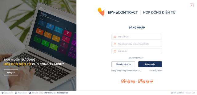 EFY-eCONTRACT: Chìa khóa thay đổi phương thức ký hợp đồng mới trong kinh doanh - 3