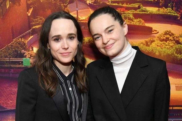 Công khai chuyển giới, Ellen Page được cả Hollywood ủng hộ - 4