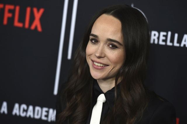 Công khai chuyển giới, Ellen Page được cả Hollywood ủng hộ - 3