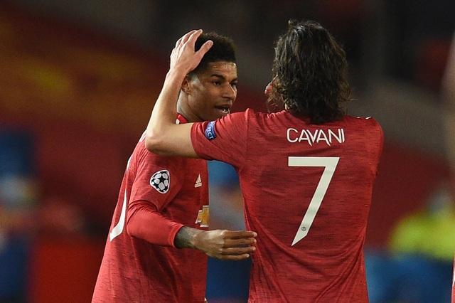 Man Utd thất bại đắng ngắt trên sân nhà trước PSG - 12