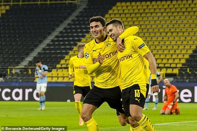 Vắng Erling Haaland, Borussia Dortmund bị Lazio cầm hòa trên sân nhà - 2