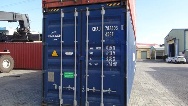 TP.HCM: Bắt 2 container găng tay cũ, bẩn từ Trung Quốc nhập vào Việt Nam - 2