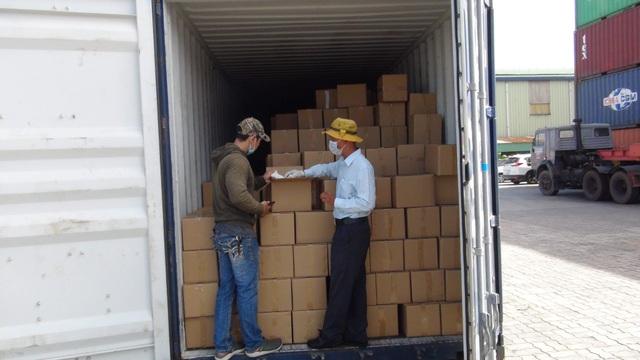 TP.HCM: Bắt 2 container găng tay cũ, bẩn từ Trung Quốc nhập vào Việt Nam - 4
