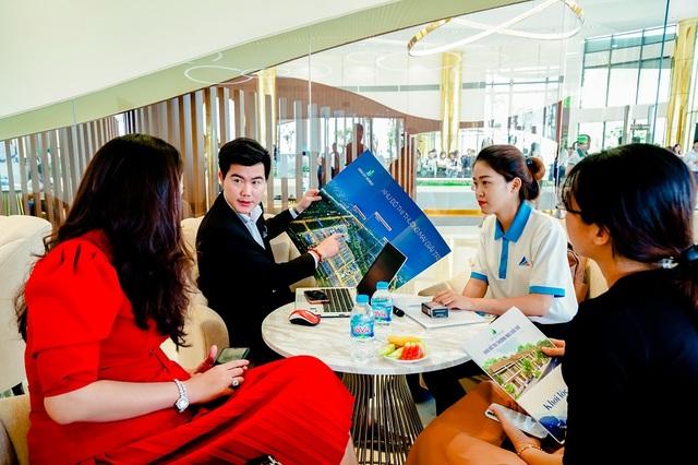 Gem Sky World thu hút nhiều nhà đầu tư khắp cả nước - 2