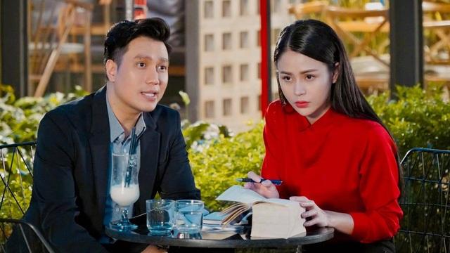 Hồng Diễm hé lộ về vai diễn nổi loạn, yêu Hồng Đăng ngay từ đầu phim - 1