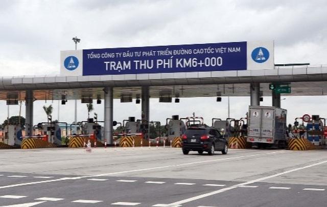 Vì sao VEC được ưu ái chậm thu phí không dừng 4 tuyến cao tốc? - 2