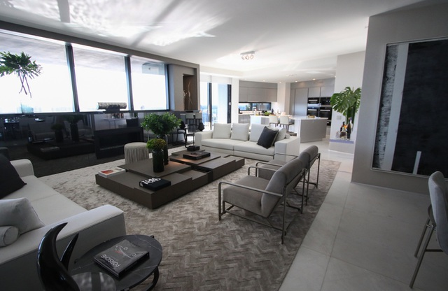 Siêu căn hộ hơn trăm tỷ đồng David Beckham dùng để dụ dỗ Giroud - 2