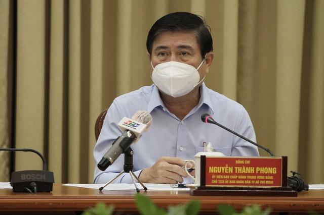 Chủ tịch TPHCM đề nghị sớm khởi tố bị can  đối với ca bệnh 1342 - 1