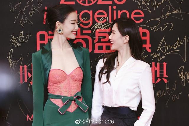 Hai chị đẹp Lưu Thi Thi và Nghê Ni gây chú ý vì… quá đẹp đôi - 3