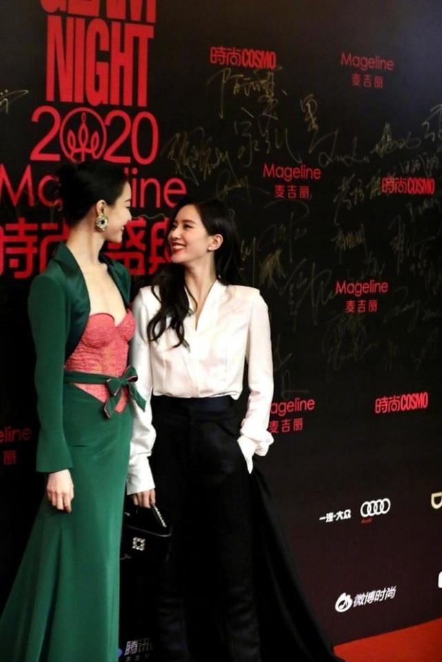Hai chị đẹp Lưu Thi Thi và Nghê Ni gây chú ý vì… quá đẹp đôi - 4