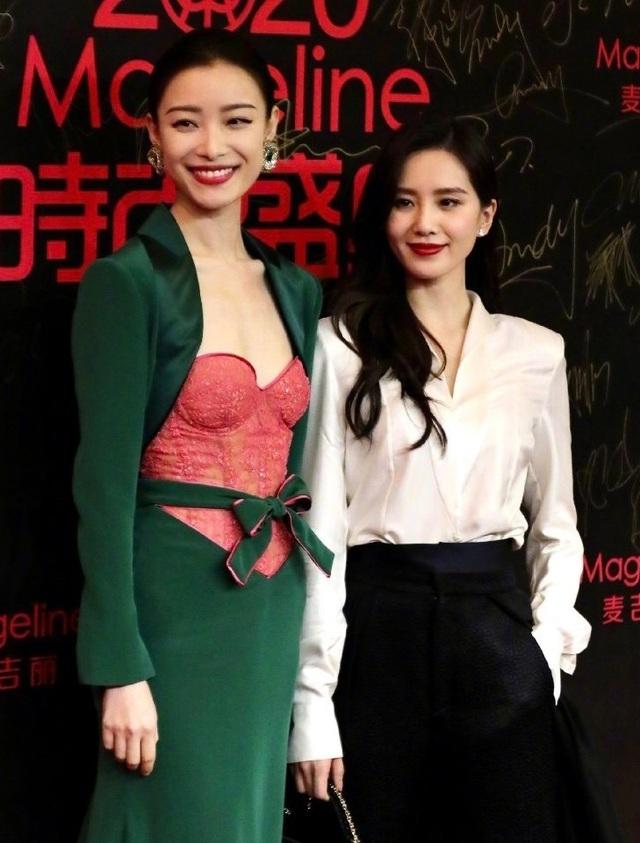 Hai chị đẹp Lưu Thi Thi và Nghê Ni gây chú ý vì… quá đẹp đôi - 5