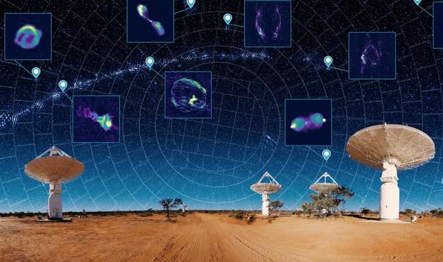 Bản đồ 1 triệu thiên hà mới được lập chỉ trong… 300 giờ - 1