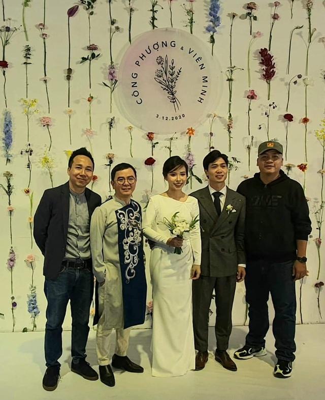 Công Phượng - Viên Minh nắm tay nhau hạnh phúc ra mắt họ nhà chồng - 2