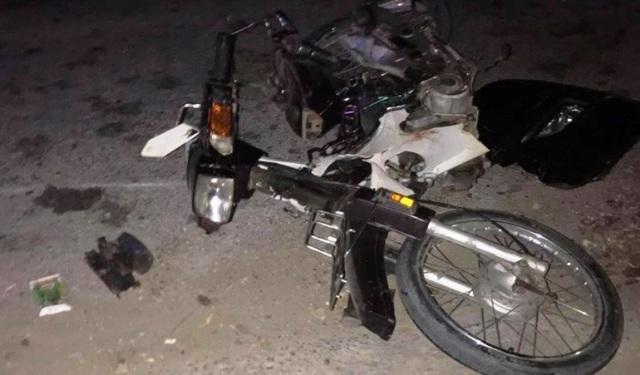 Truy tìm xe ô tô rơi biển số tại hiện trường vụ tai nạn chết người - 1