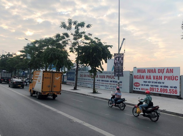 Cận cảnh cao ốc nhấn chìm con đường BT Hà Nội - 10