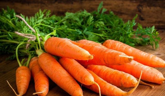 Cà rốt- thực phẩm sẵn có ngừa ung thư trong mỗi gia đình - 1