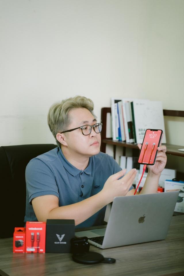 Thương hiệu Việt  ra mắt bộ sạc cho iphone 12 chuẩn MFi - 4