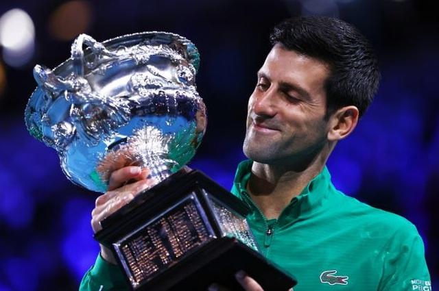 Australian Open 2021 chốt lịch thi đấu, Novak Djokovic mừng thầm - 3