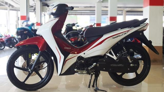Đọ giá xe máy giữa Việt Nam và các nước Đông Nam Á - 2