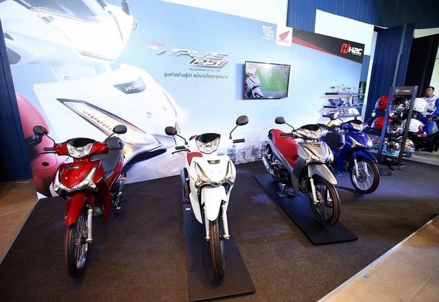 Đọ giá xe máy giữa Việt Nam và các nước Đông Nam Á - 6
