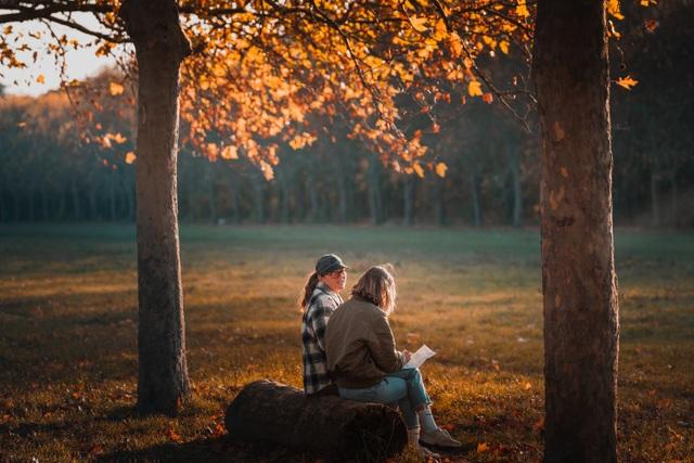 Choáng ngợp cảnh sắc đẹp như phim mùa cây thay lá ở Pháp - 3