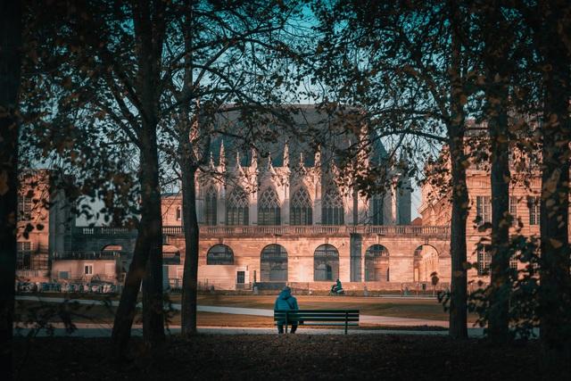 Choáng ngợp cảnh sắc đẹp như phim mùa cây thay lá ở Pháp - 11