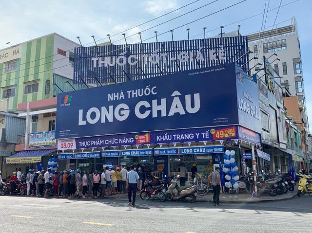 Hệ thống nhà thuốc FPT Long Châu vượt mốc 200 cửa hàng - 1