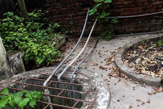 Bí ẩn 73 giếng cổ trong ngôi làng ven đô ở Hà Nội - 10
