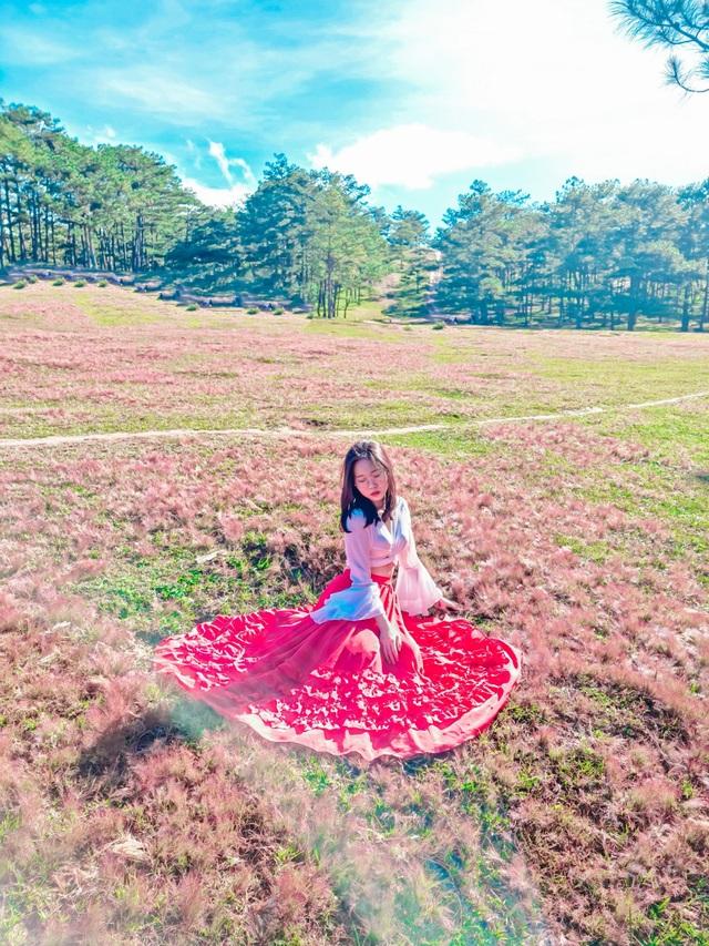 Đến Đà Lạt ngắm đồi cỏ hồng, khách vỡ mộng vì thực tế khác xa ảnh mạng - 8