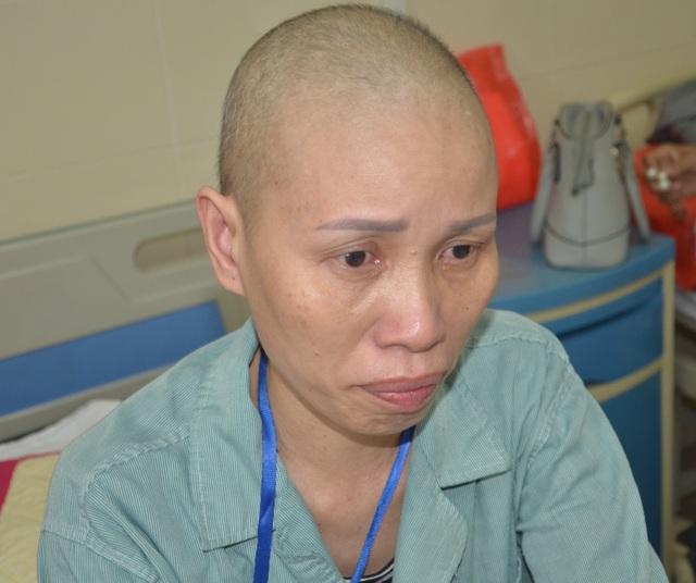 Xót xa cảnh cô giáo mầm non đau đớn chống chọi bệnh ung thư quái ác - 1