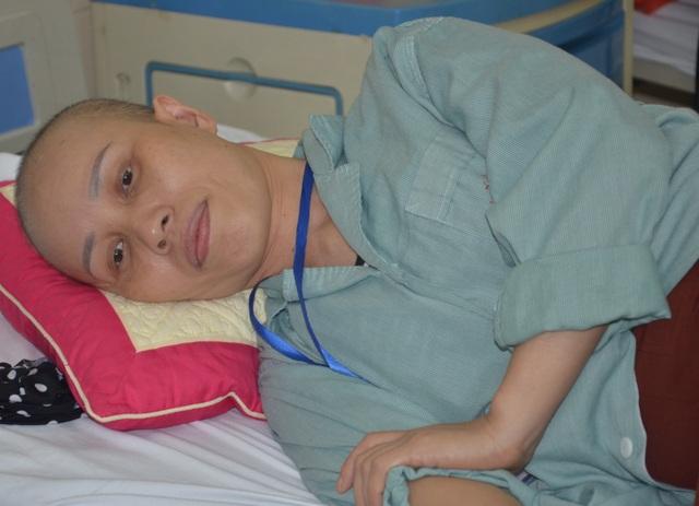 Xót xa cảnh cô giáo mầm non đau đớn chống chọi bệnh ung thư quái ác - 3