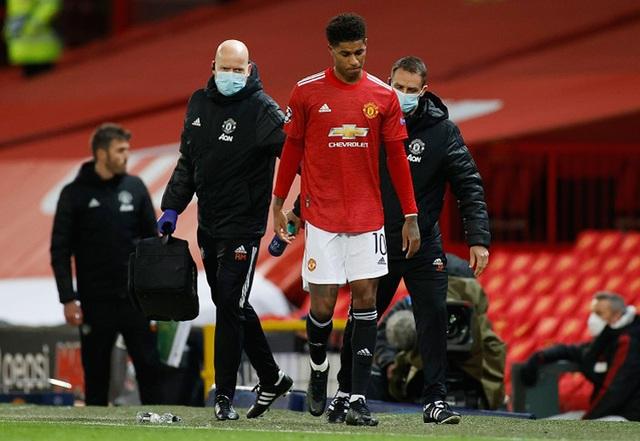 Man Utd tổn thất nặng nề sau trận thua trước PSG - 1