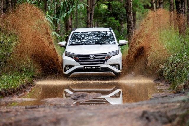 Rush- Mẫu SUV giá hấp dẫn nhất của Toyota với nhiều ưu đãi cuối năm - 1