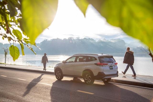 Rush- Mẫu SUV giá hấp dẫn nhất của Toyota với nhiều ưu đãi cuối năm - 3