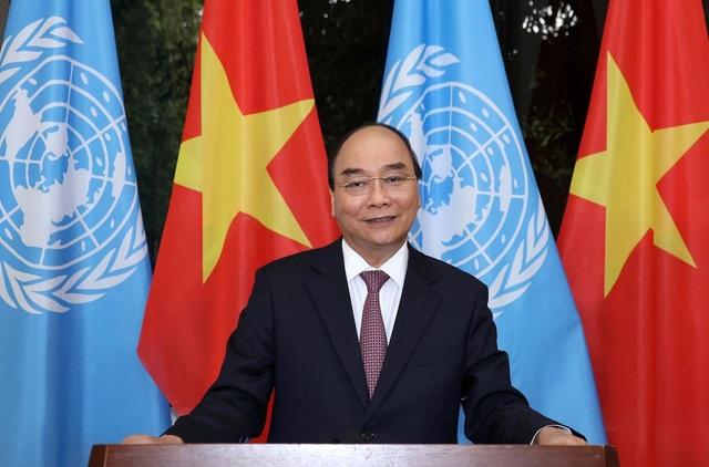 Thủ tướng gửi thông điệp tới phiên họp đặc biệt về Covid-19 của LHQ - 1