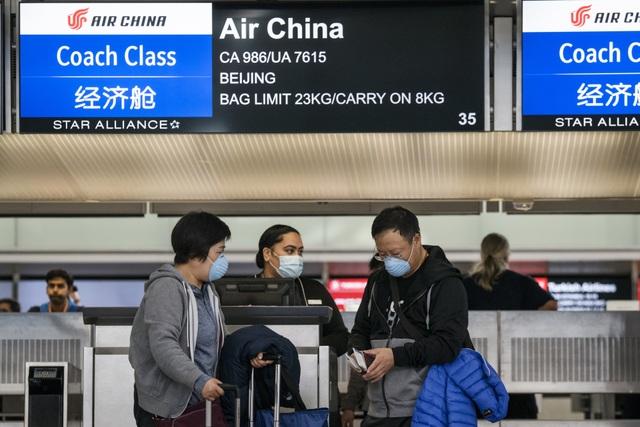 Mỹ siết thị thực với công dân Trung Quốc - 1