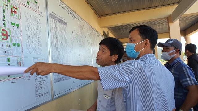 Gần 100 hộ dân bốc thăm nhận đất tái định cư sân bay Long Thành - 1