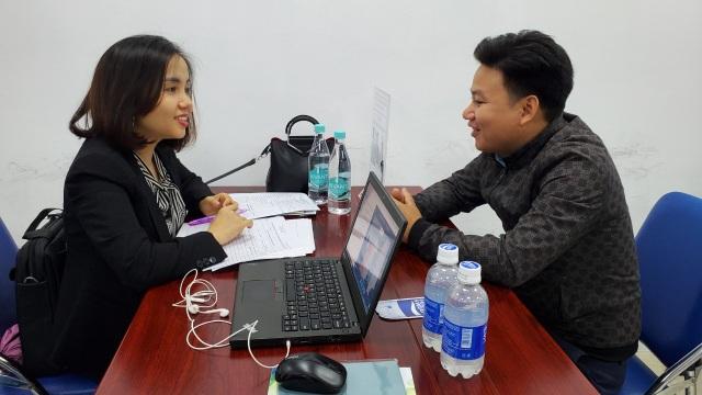 Hà Nội: Doanh nghiệp nhỏ đỏ mắt tìm lao động thời vụ - 1