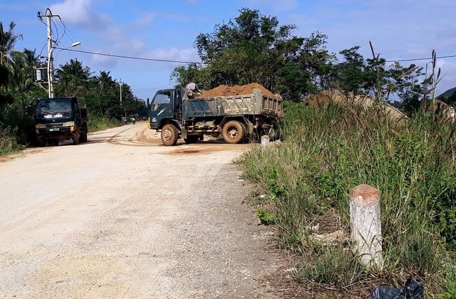 Núp bóng dự án, ồ ạt khai thác cát trên sông Lại Giang - 3