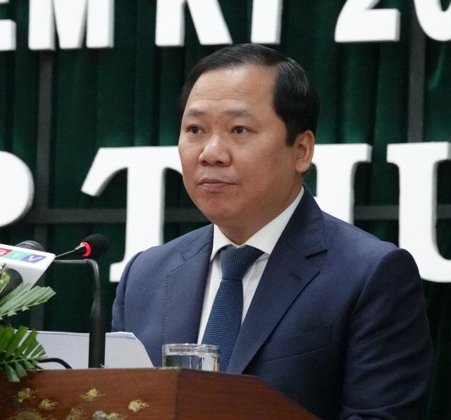 Bình Định công bố tân Chủ tịch HĐND, Chủ tịch UBND tỉnh - 3