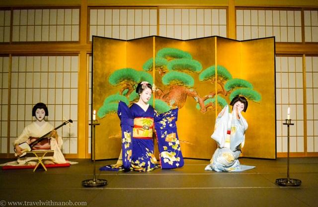 Ăn tối với maiko giữa phố cổ Gion - 2