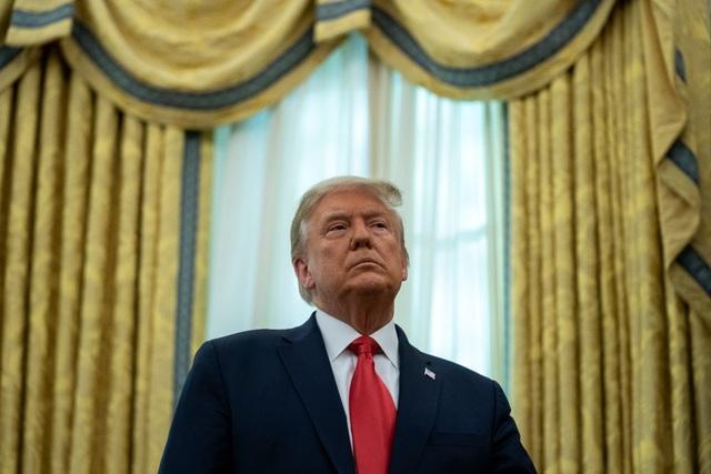 Trump định tái tranh cử năm 2024, đảng Cộng hòa rơi vào thế tiến thoái lưỡng nan - 1